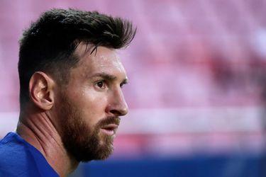 Messi responde a LaLiga por la cláusula de rescisión