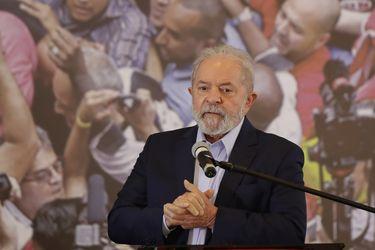 Justicia de Brasil absuelve a Lula en un caso de corrupción