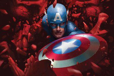 Marvel se equivocó y acreditó a Stan Lee como creador del Capitán América