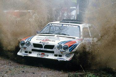 En venta el Lancia Delta con el que Toivonen ganó un año antes de morir en Córcega