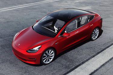 La nueva pintura de los Tesla hará que cambien de color