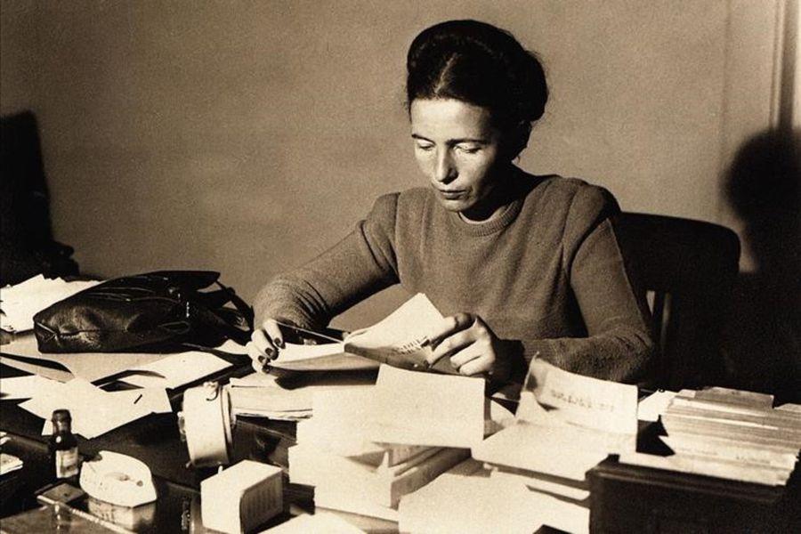 El segundo sexo: cuando Simone de Beauvoir fundó el feminismo - La Tercera