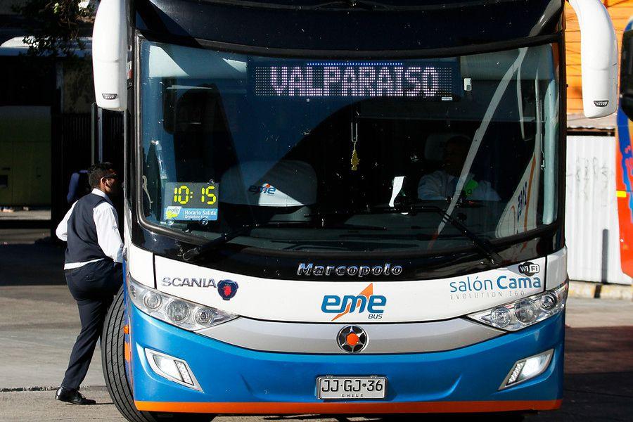 Buses Valparaíso