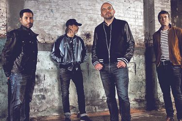 Ride: los referentes del shoegaze debutan en Chile