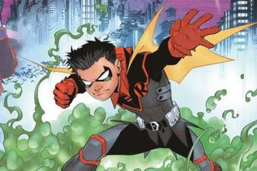 DC lanzará una nueva serie regular de Robin protagonizada por Damian Wayne