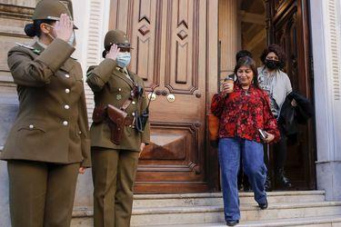 Las escoltas 24/7 que tendrá Elisa Loncón: dos carabineras y una sargento con ascendencia mapuche