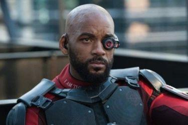 Will Smith estaría dispuesto a volver a interpretar a Deadshot