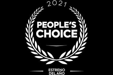 ¡Elige el estreno del año en el People's Choice 2021!