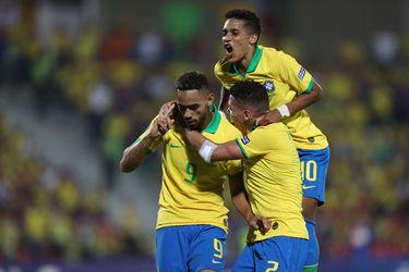 Brasil consigue el segundo cupo a Tokio 2020 tras derrotar a Argentina