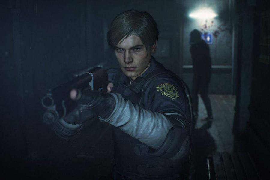 Resident Evil 2 Leon
