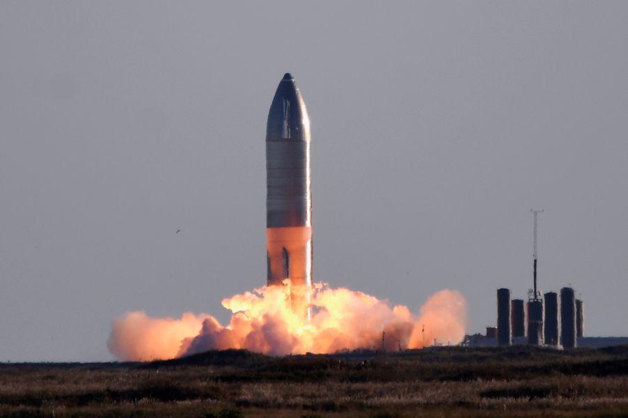 Prototipo de cohete SpaceX Starship estalla al aterrizar - La Tercera