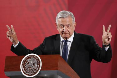 Presidente de México se prepara para visitar la Casa Blanca y se someterá a test de coronavirus
