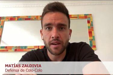 """Matías Zaldivia: """"No se hicieron bien las cosas; ni nosotros ni los dirigentes"""""""