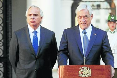 Sebastian Pi–era habla sobre la renuncia de Bruno Villalobos