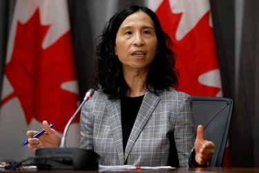 Use la mascarilla durante el sexo, pide médica jefe del Gobierno de Canadá