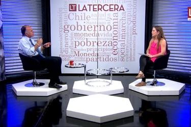 """Ministro de Agricultura y retiro de frutas en EEUU: """"Es una lástima que haya ocurrido, pero Chile es un país serio"""""""