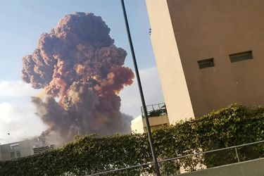 Cancillería informa que no hay registro de chilenos heridos o fallecidos tras explosiones en Beirut