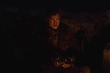 Sustituyen la cara de Alden Ehrenreich por la de Harrison Ford en Solo: A Star Wars Story