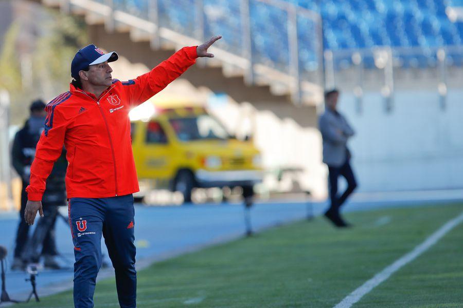 Esteban Valencia lamentó la caída de U. de Chile contra Colo Colo en el Superclásico disputado en Rancagua.