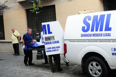 servicio medico legal sml
