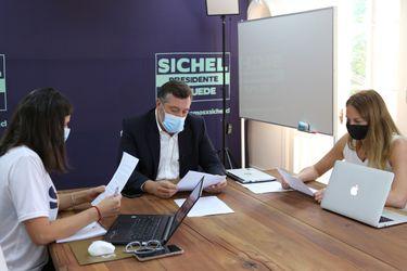 Sichel envía carta a partidos de Chile Vamos formalizando solicitud de que lo sumen a primaria