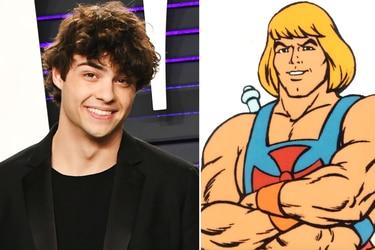 Noah Centineo ya no interpretará a He-Man