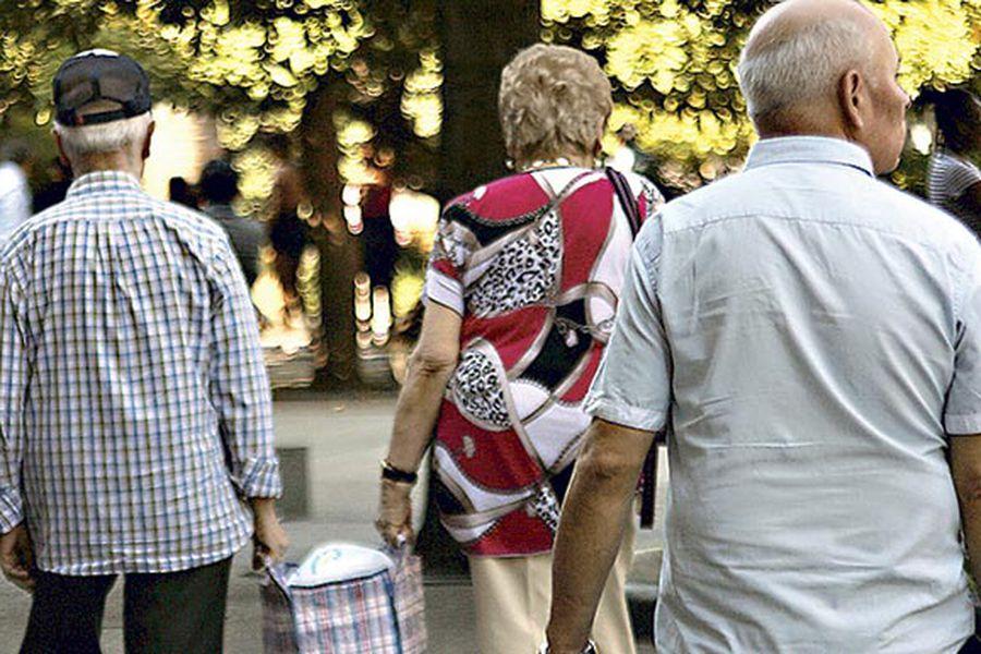 pensiones, jubilación, adulto mayor