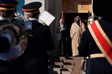 Rey Salman mujeres sauditas