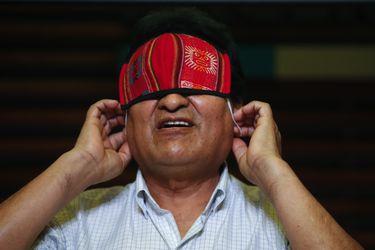"""Edmundo Paz Soldán: """"Evo no se quedará callado ni va a querer un puesto de segundón"""""""
