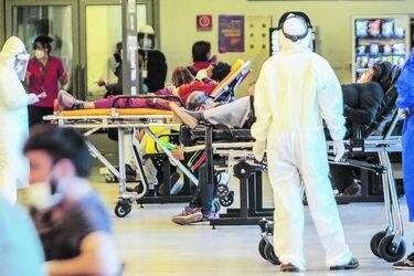 Especialistas en tiempos de pandemia