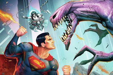 Anuncian los detalles de Superman: Man of Tomorrow, la próxima película animada del Universo DC