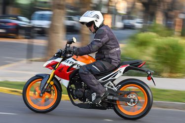 Venta de motos en Chile anota su mayor alza en la historia