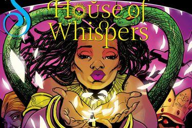 Los últimos números de House of Whispers solo debutarán en formato digital