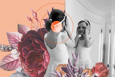 47% de las niñas chilenas siente presión por verse linda