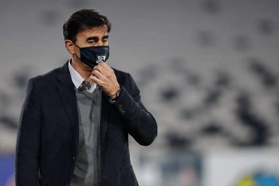 """Quinteros reconoce que fue contactado por San Lorenzo: """"Un agente me llamó,  pero estoy cómodo en Colo Colo"""" - La Tercera"""