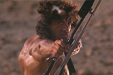 La explosiva relación de John Rambo, su arco y las flechas no estará ausente en su última película