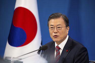 """Presidente de Corea del Sur dice estar dispuesto a reunirse con Kim Jong Un """"en cualquier momento y lugar"""" de cara a impulsar el proceso de desnuclearización"""