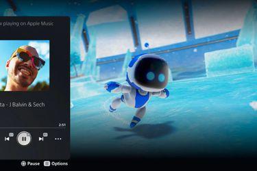 Sony anuncia la llegada de Apple Music a PlayStation 5