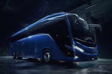 El carrocero brasileño Marcopolo estrena la nueva generación de buses G8