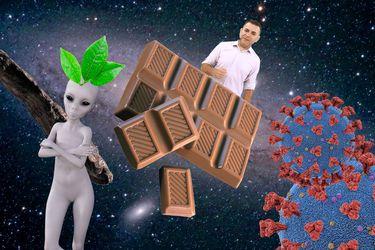 Astrónomo de Harvard asegura que una civilización alienígena ya nos visitó y estudio dice que estos cuatro alimentos bloquean el coronavirus
