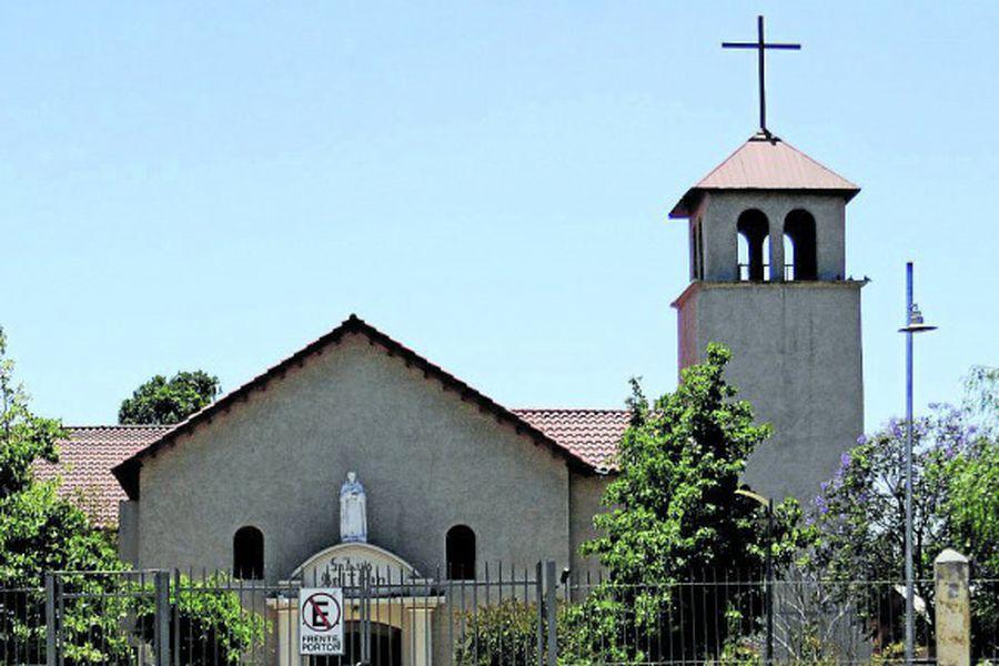 parroquia san luis beltran