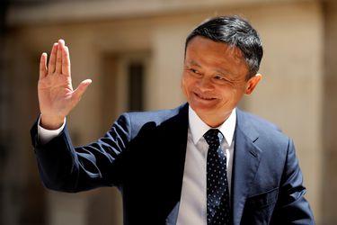 Jack Ma reaparece en un superyate en España y las acciones de Alibaba se disparan