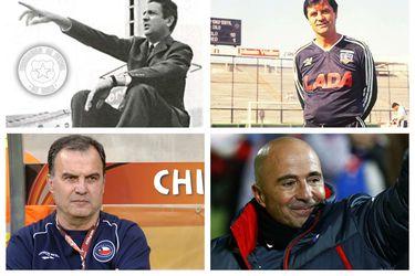 De Fernando Riera a Mirko Jozic: los diez mejores entrenadores del fútbol chileno