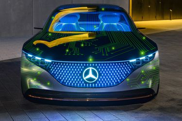 Mercedes-Benz tendrá autonomía en todos sus modelos gracias a Nvidia