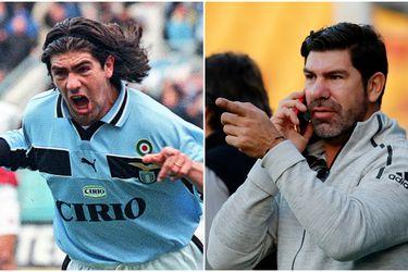 A 20 años del Scudetto de Salas con la Lazio: así están sus protagonistas