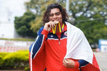 Claudio Romero se corona campeón sudamericano en Cali