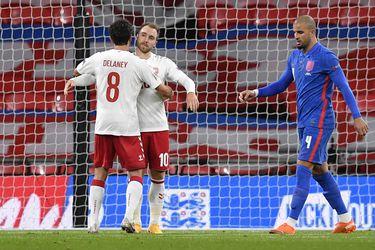 Dinamarca derrota a Inglaterra en Wembley por la Nations League