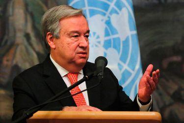 """Secretario general de la ONU y crisis por coronavirus: """"Seamos claros, no se trata de elegir entre la salud o el empleo y la economía"""""""