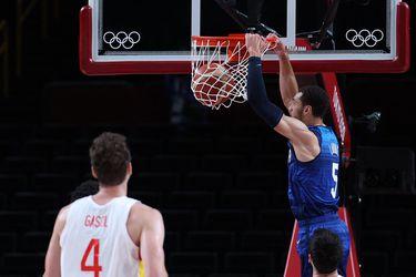 Estados Unidos supera el susto inicial y se mete en las semifinales olímpicas tras derrotar a España