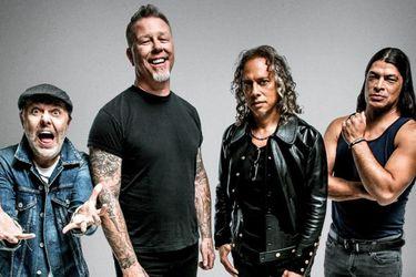 Metallica pospone gira mundial y anuncia concierto vía streaming